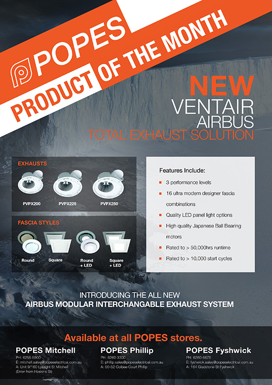 May POTM – New Ventair Airbus Total Exhaust Solution