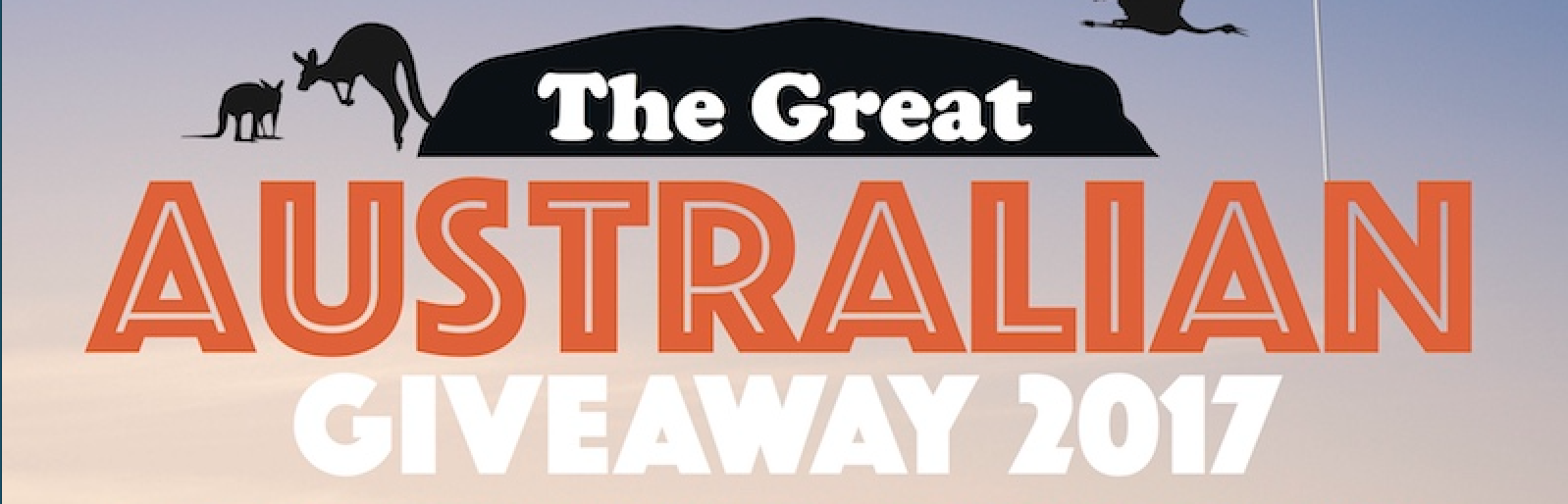 The Great Australian Giveaway 2017