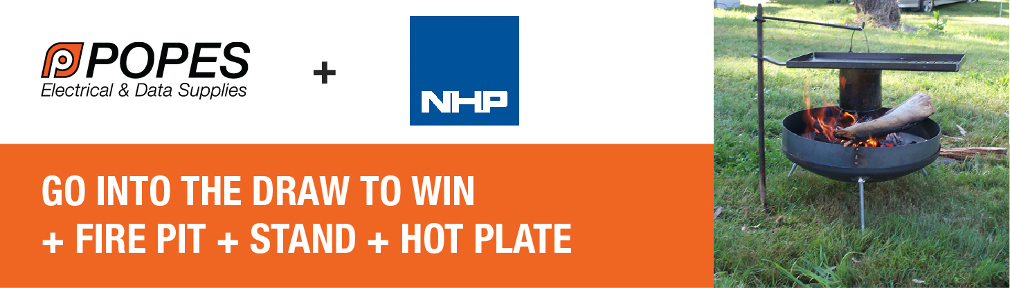 Fire Up with Popes Electrical & NHP