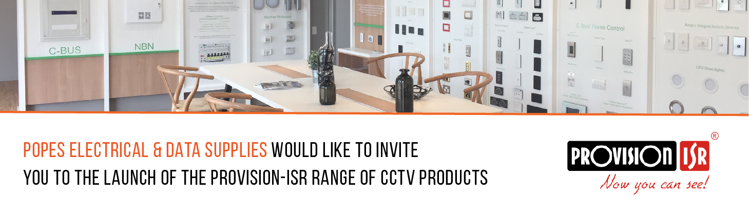 Provision-ISR Product Launch