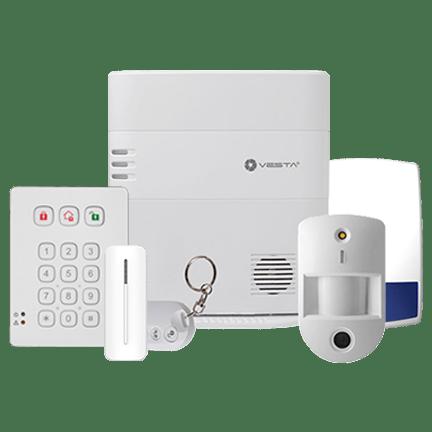 DIY-Home-Intrusion CCTV Security System